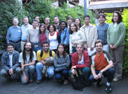 Participants in the spatial data integration workshop offered by CIESIN staff at the University of Campinas in Sao Paulo state, Brazil, September 15-17.
