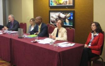 Partnership Panel at US EPA Training Program