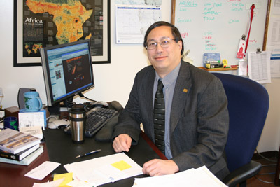 Dr. Robert S. Chen - Director of CIESIN Columbia University